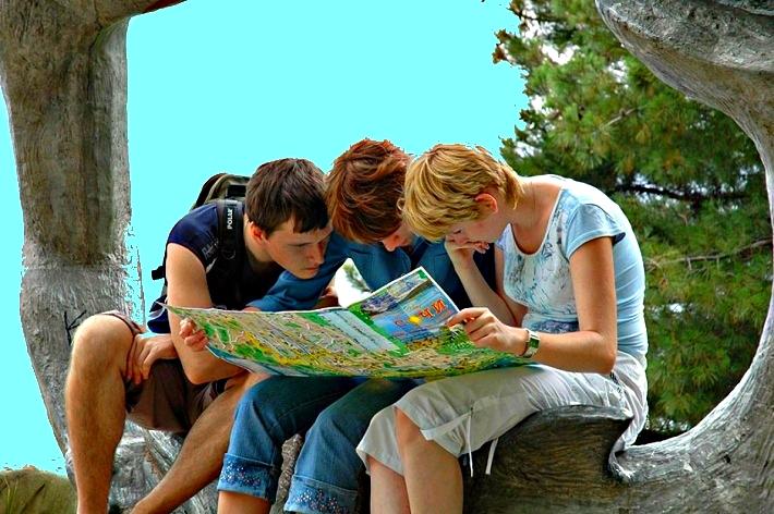 информация туристу