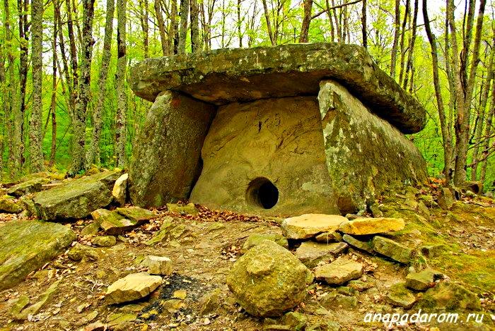 foto dolmenov