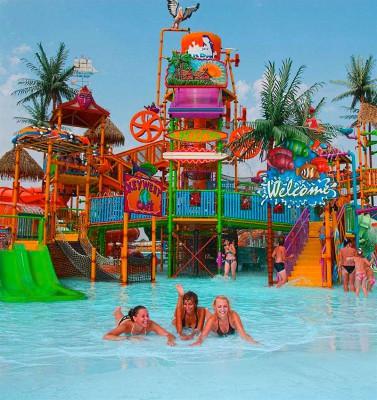 аквапарк в анапе фото